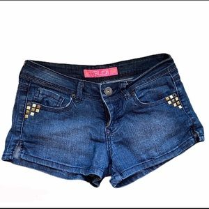 GLO jeans shorts size 3 Juniors